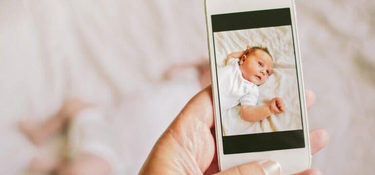 Czy warto przerabiać zdjęcia dziecięce?