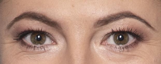 Oczy before